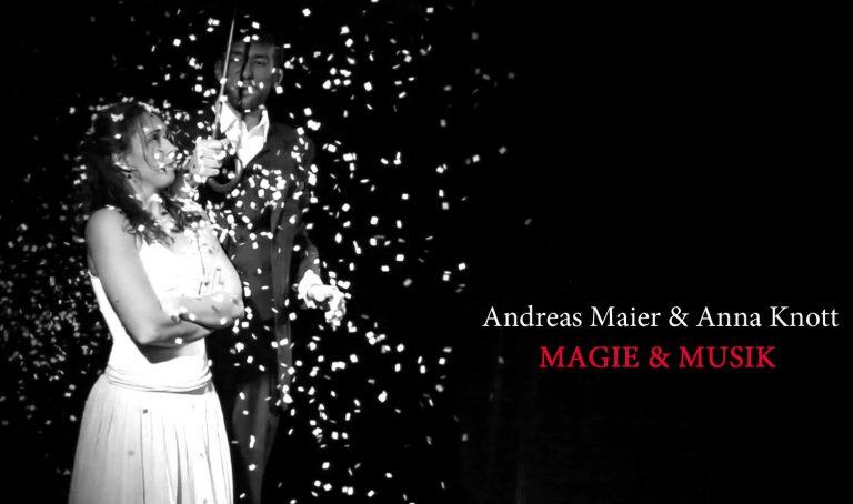 Anna Knott. Zauberkünstler, Mentalist, Illusionist, Entertainer aus Wolfratshausen bei München. Firmenfeier, Hochzeit, Geburtstag, Firmenfeier, Weihnachtsfeier
